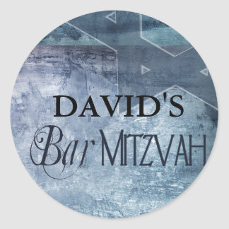 Bar Mitzvah Stickers