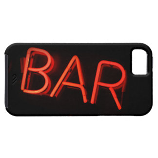 Bar Neon Sign iPhone 5 Case