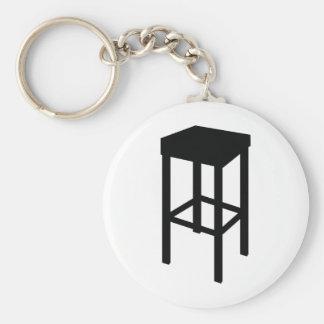 bar stool key chains