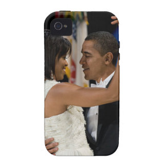 Barack and Michelle Obama iPhone 4/4S Covers