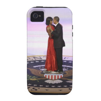 Barack and Michelle Obama iPhone 4/4S Cover