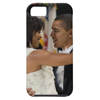 Barack and Michelle Obama Tough iPhone 5 Case