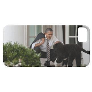 Barack & Bo Obama iPhone 5 Covers