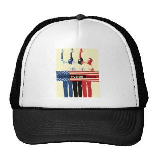 Barack Hussein Obama Cap Trucker Hat