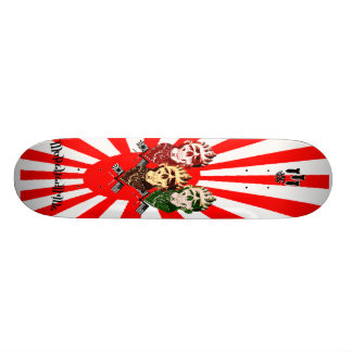 Barack Hussein Obama, Jr deck Custom Skateboard