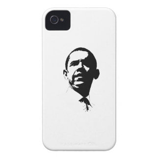BARACK HUSSEIN OBAMA -.png iPhone 4 Covers