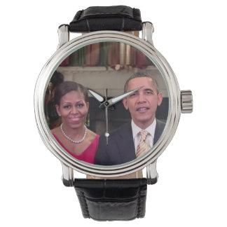 Barack & Michelle 2011 - Watch