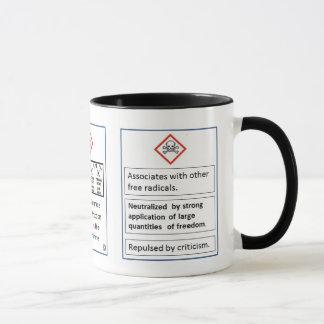 BaRaCK Molecular Formula Mug