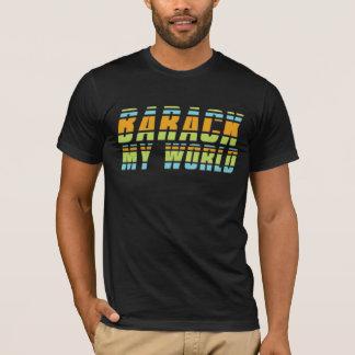 Barack My World Stripes Shirt