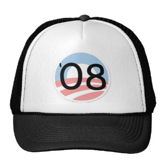 Barack Obama 08 Campaign Election Mesh Hats