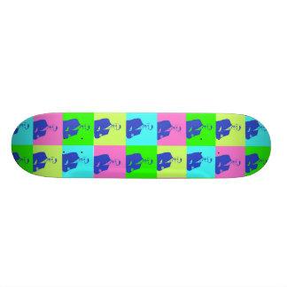 Barack Obama 18.1 Cm Old School Skateboard Deck