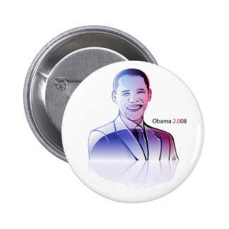 Barack Obama 2008 Buttons Pinback Buttons