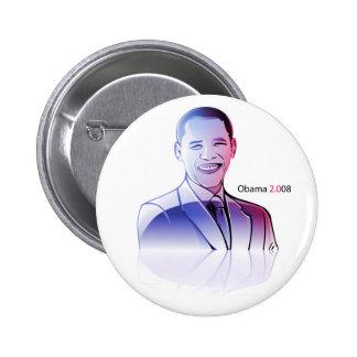 Barack Obama 2008 Buttons Pinback Buttons