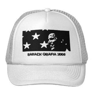 Barack Obama 2008 mesh hat