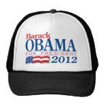 Barack Obama 2012 Apparel Cap