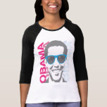 Barack Obama 2012 Baseball Shirt