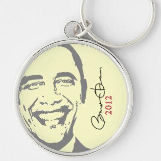 Barack OBAMA 2012 Campaign Premium Keychain