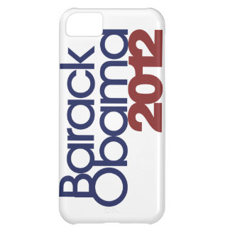 Barack Obama 2012 Cover For iPhone 5C