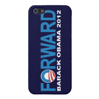 Barack Obama 2012 'Forward' iPhone 4/4s Case