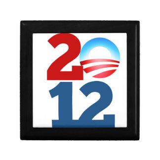 Barack Obama 2012 Gift Boxes