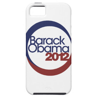 Barack Obama 2012 iPhone 5 Cover