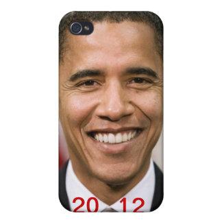 Barack Obama 2012 iPhone 4 Covers