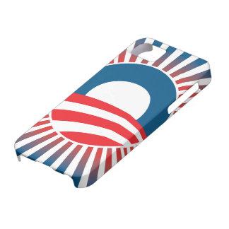 Barack Obama 2012 Rays of Hope iPhone 5 Case