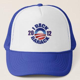 BARACK OBAMA 2012 RE-ELECTION TRUCKER HAT