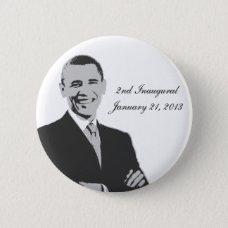Barack Obama 2nd Inaugural Button