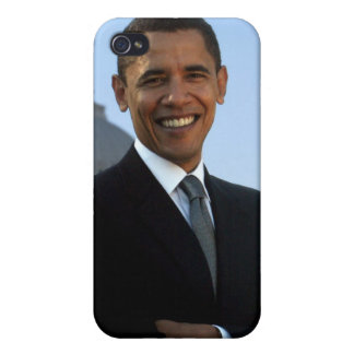 Barack Obama 44th President of the United States iPhone 4 Cover