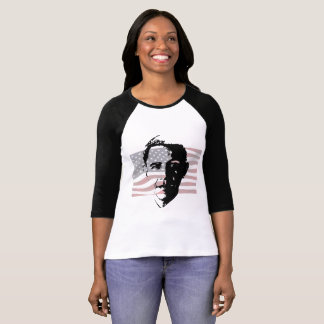 Barack Obama American Flag Shirt
