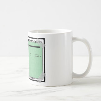 Barack Obama birth certificate Coffee Mug