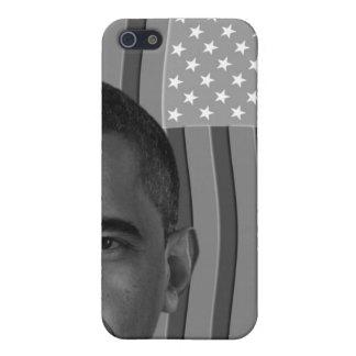 Barack Obama Black&White iPhone Case iPhone 5 Cover