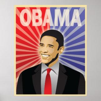 Barack Obama Bold Poster