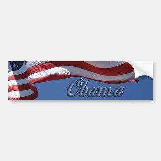 Barack Obama Car Bumper Sticker