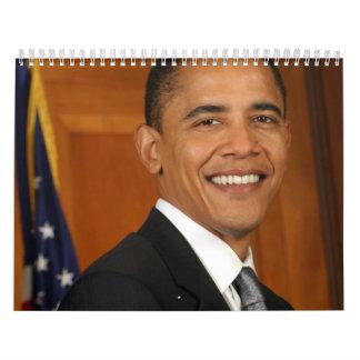 Barack Obama Calendars