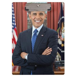 Barack Obama Clipboard