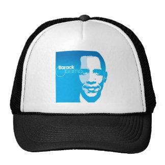 Barack Obama Cool Custom Art Remix Cap