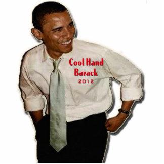 Barack Obama - Cool Hand Barack 2012 Standing Photo Sculpture