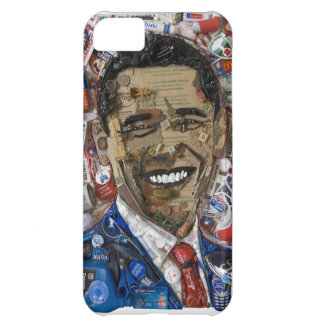"""Barack Obama"" cover to iPhone 5"