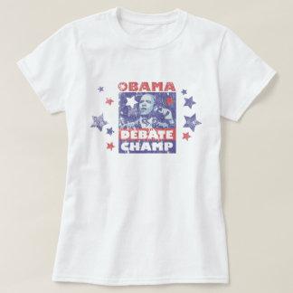 Barack Obama Debate Champ T-Shirt
