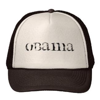 Barack Obama Design #3 mesh trucker hat