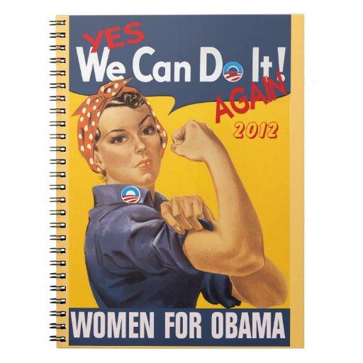 Barack Obama  Design Notebook