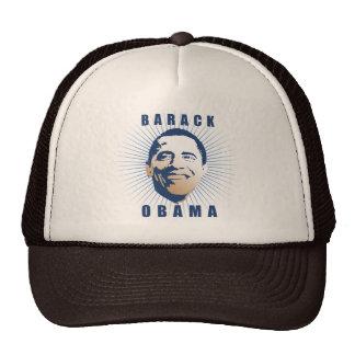 Barack Obama Face T-shirt Trucker Hat