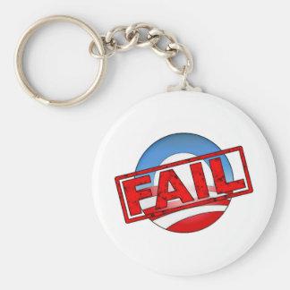 Barack Obama FAIL Key Chain