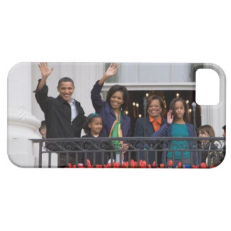 Barack Obama & Family iPhone 5 Covers