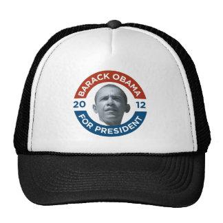 Barack Obama For President 2012 Trucker Hats