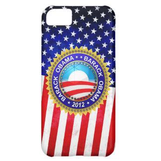 Barack Obama for president 2012 iPhone 5C Case