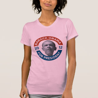Barack Obama For President 2012 T-Shirt