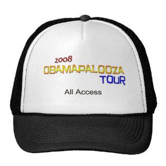 Barack Obama for President Mesh Hat